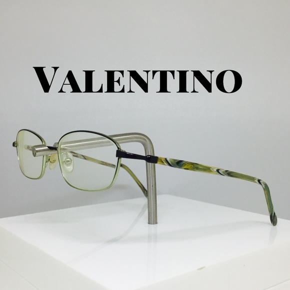 Valentino Accessories | Authentic Multicolor Eyeglasses Frames ...